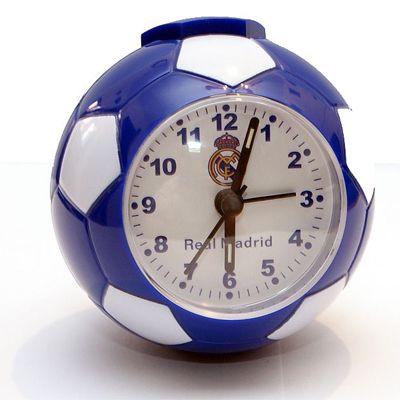 eabebc9cad7e Reloj despertador balon Real Madrid - Relojes Baratos