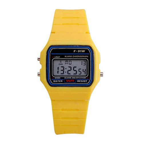 7750d99ea7d1 Reloj digital retro F-91W F91W colores - Relojes Baratos