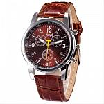 Reloj analogico Sloggi marron