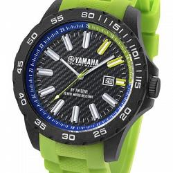 Reloj Yamaha Factory Racing TW Steel verde