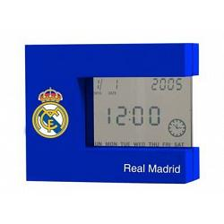Reloj despertador LCD Real Madrid