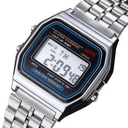 Reloj digital retro A164 1
