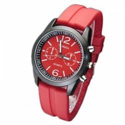 Reloj fashion NewStyle rojo