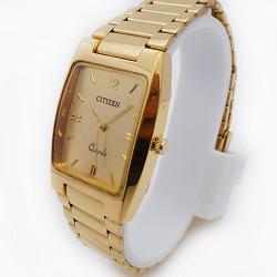 Reloj Citizen Quartz L5374 dorado 1