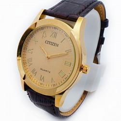 Reloj Citizen Quartz L5350 dorado 1